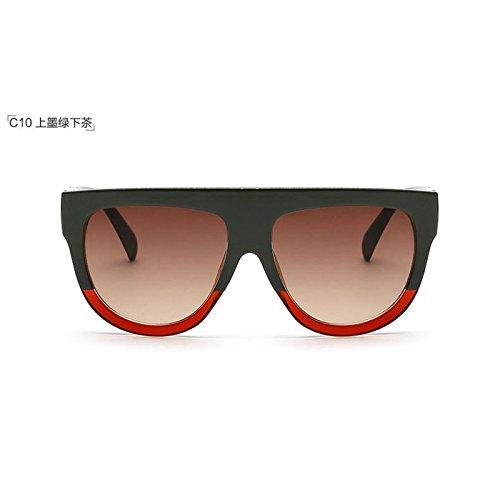 De De 9 c Xue C Sol 9 Moda Gafas zhenghao qvgWgwaI