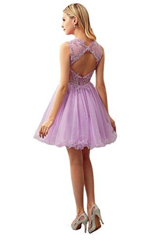 Engerla - Vestido - para mujer Lilac