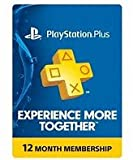 PlayStation Plus Membership - 1 Year