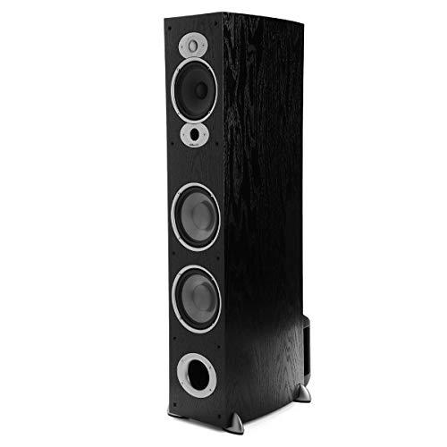 Polk Audio RTI A7 Floorstanding Speaker (Single, Black) (Polk Audio Rti A7 Floorstanding Speaker Single Black)