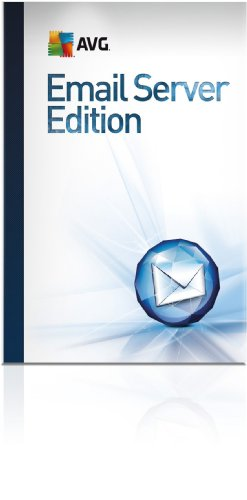 AVG - Email Server 5 User 2Y Business by AVG USA Technologies Inc.