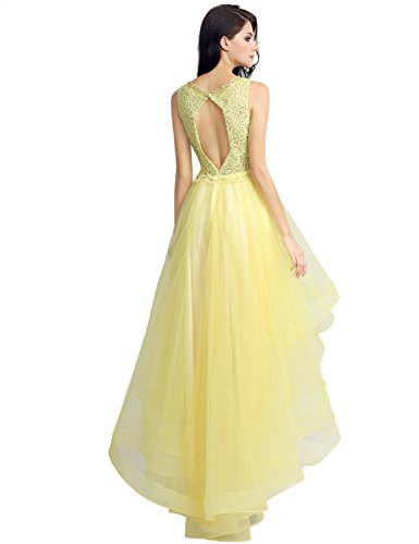 Pink House Gown Beads Low High Prom Dresses for Cocktail Belle 2018 Ball Women with 230 Party w6qRSnxd1