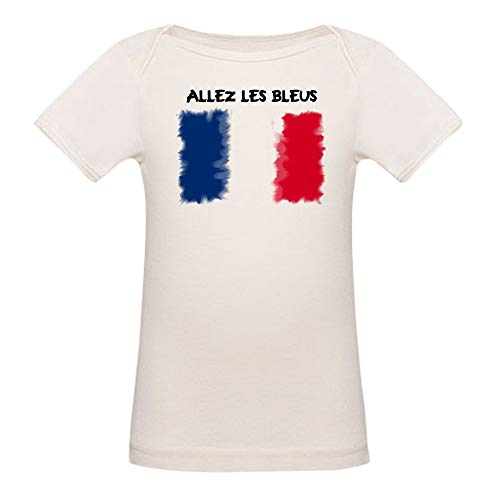 CafePress France World Cup 2010 T Shirt Organic Cotton Baby T-Shirt ()