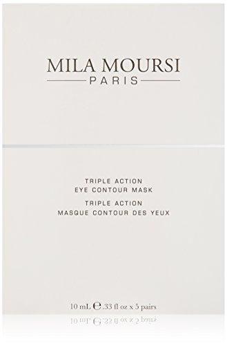 Mila Moursi Triple Action Eye Contour Mask by Mila Moursi