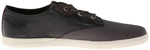 Creative Recreation Mens Vito Low Fashion Sneaker Charcoal Brown