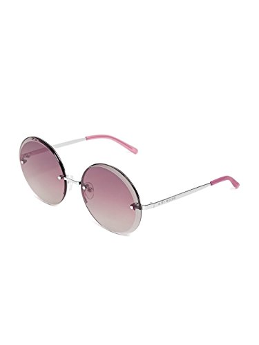 G by GUESS Women's Rimless Round Sunglasses