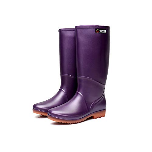 cheap Women's Wellington Rubber Rain Boots for Ladies Rainy Day and Winter Snow