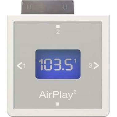 Fm Transmitter Xtrememac (XtremeMac IPN-APL-00 Airplay2- White)
