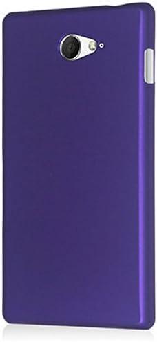 Prevoa ® 丨 Original Hard PC Funda Cover Case para Sony Xperia M2 ...