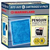(Marineland Rite-Size Cartridge Refills (18-Pack, C - Blue))