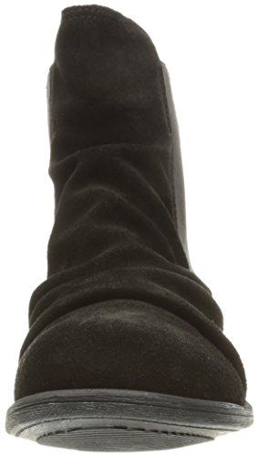 Lissie Sistema Nero Mooz Caviglia Della Caricamento Noi 10 Camoscio Donne Del Delle Miz Rosso Di rq6xrSn8