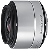 Sigma 19mm F2.8 EX DN Art (Silver) for Micro 4/3
