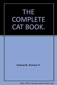 Hardcover The Complete Cat Book