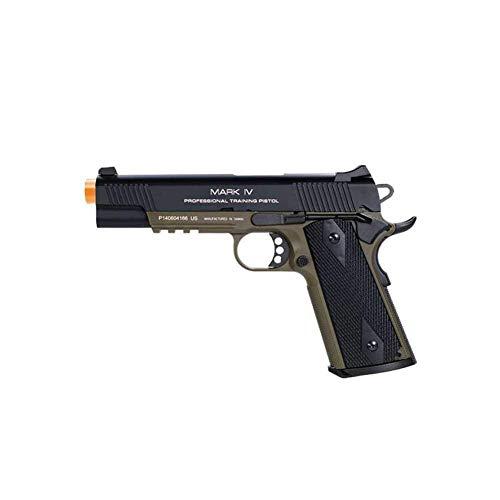KWA 1911 MK IV PTP 6mm 21rd OD Green Airsoft Pistol