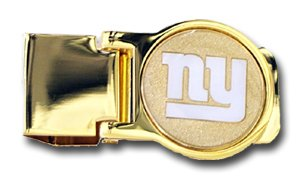 New York Giants Brass Money Clip (Clip Money Keepsake)
