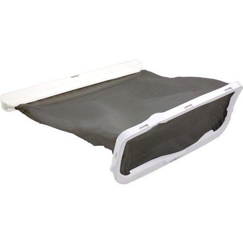 (Hayward AX6000BABK Black Complete Large Capacity Debris Bag with Float Replacement for Hayward Phantom and Phantom Turbo Pool Cleaners )