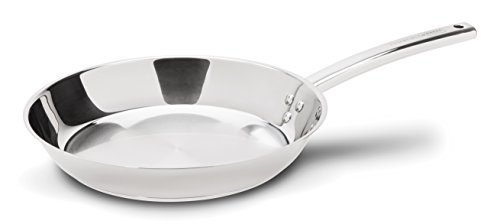 stainless steel 11 skillet - 3
