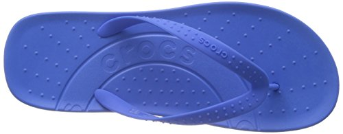Crocs Tongs Bleu femme Hawaii Blue Varsity rqC7rzw