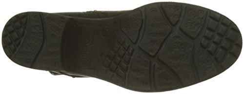 Black 3795007 Noir TAILOR Damen TOM Kurzschaft Stiefel Yxp1xwq