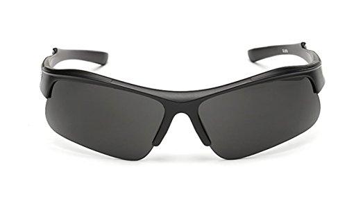 HUWQX Sport Sonnenbrillen für Männer und Frauen Mountain Bike Staub und Sand Brille Motorrad Spiegel , 2