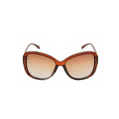 monture lunettes pour en polarisées de conduite la soleil extérieur à lunettes avec soleil de anti intégrale de conduite de lumière soleil et éblouissement La uv Lunettes Lunettes à anti convient Red la wP4nxq86A