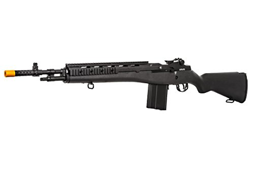 Classic Army Mp5 - Classic Army Full Metal M14 Scout AEG Airsoft Gun