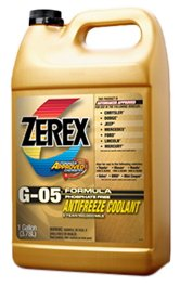 Zerex G-05 Antifreeze/Coolant, Concentrated - 1gal (ZXG051) by Valvoline (Image #1)