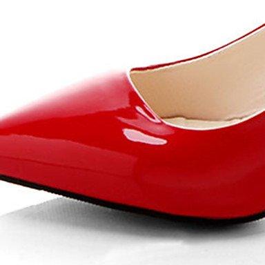 Décontracté Aiguille Rouge7 à Légères Chaussures Femme Polyuréthane à ruby Semelles 5 Beige Marche Talons 5 Eté ggx Talon Légères 9 Noir LvYuan Semelles 6wtTzq