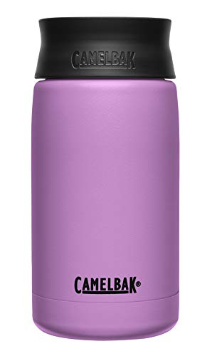 CamelBak Hot Cap Vacuum Stainless 12oz, Lilac, Lilac, 12 Oz