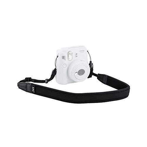 JJC Deluxe Neck Strap Shoulder Strap for Fuji Fujifilm Instax Mini 9 Mini 8 Mini 90 Mini 70 Wide 300 SQ20 SQ10 Instant Camera for Canon SX420 SX430 Sony RX100 VII VI VA Panasonic ZS200 ZS100 ZS70 ZS60 (Strap For Polaroid Camera)