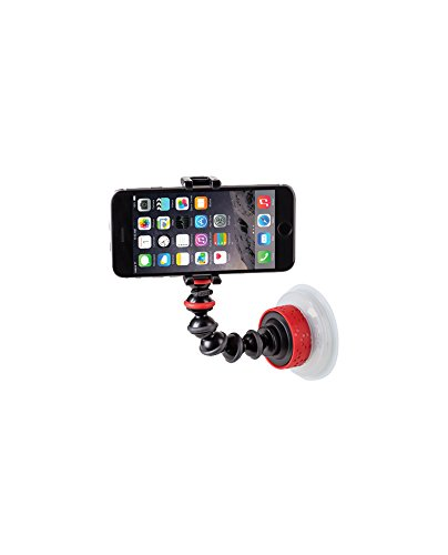 JOBY GripTight Suction Cup & GorillaPod Arm for Smartphones