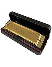 Victor 10 Delikli Gold Mızıka