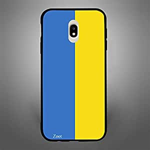 Samsung Galaxy J7 Pro Ukrain Flag