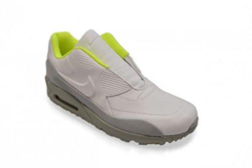 Nike 804550-110 Luft Max 90 Sp / Sacai Gymnastik Vit Grå Kvinnor Skor Storlek 6