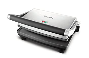 Breville Duo 1500-Watt Non-stick Panini Press