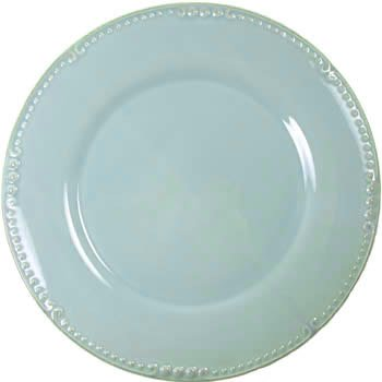 Skyros Isabella Charger Plate (ice Blue) ()