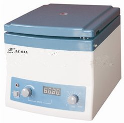 LC-05A lab Benchtop Digital Display Medical Centrifuge (20ml×8) MAX RPM:5000RPM Time:0-30min 110V 60Hz