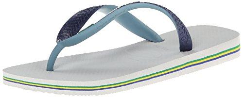 Brasil Havaianas Mix Flip Navy Donne Blu Flop Bianco qqr7x58v