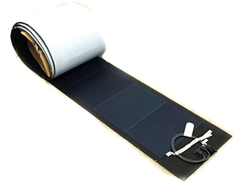 UniSolar PVL-144 Laminate, Amorphous 24V Solar Panel 144 Watts - Peel & Stick