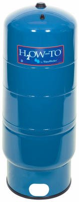 WaterWorker Vertical Pressure Well Tank