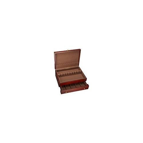 Reed & Barton Easton Flatware Chest, 15-Inch x 11-Inch x 5.5-Inch, Mahogany by Reed & Barton (Image #4)