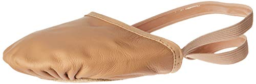 BLOCH Eclipse Leather, Nude, Small/3.5-4.5 M