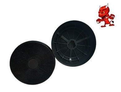 1 aktivkohlefilter fettfilter kohlefilter filter kf 561 für