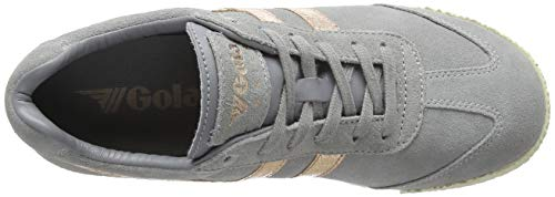 Gris Gola pale rose Gold Mirror Grey Gy Mujer Para Harrier Zapatillas TTY8Xw