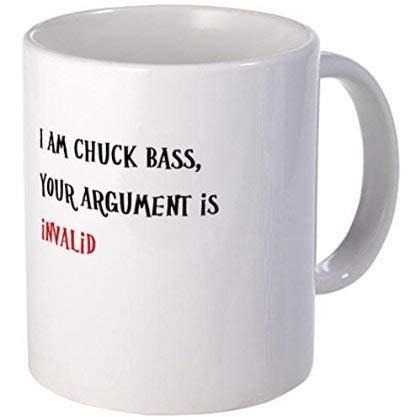 11 ounce Mug - Chuck Bass Mug