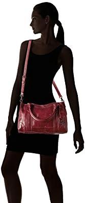 FRYE Melissa Satchel Handbag