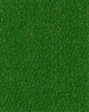 Campeonato Titan mesa de billar de fieltro - Inglés verde - 9 (Cut ...