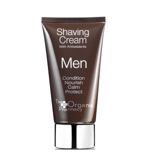 Men Shaving Cream 75 ml by The Organic Pharmacy