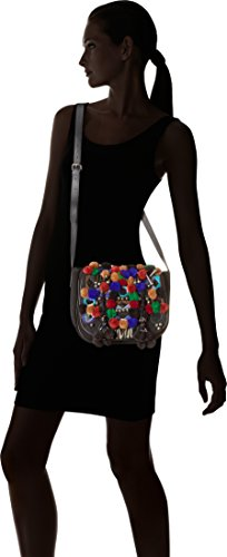 Lyra cm L W x Small Multicolore Antik Multico Body H Women's Bag Batik Cross 5x25x20 H6qSqv5