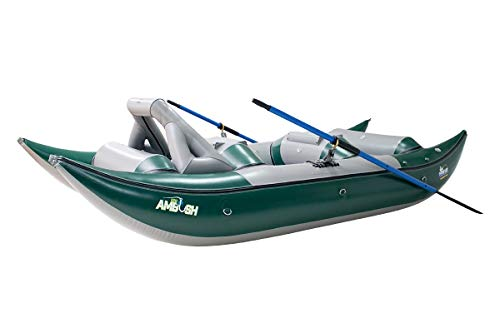 Outcast Ambush Pontoon Boat with $200 Gift Card